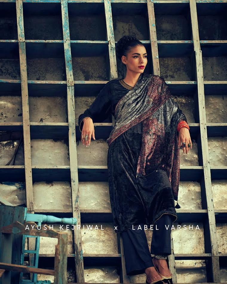 Studio Gaaba brings Ayush Kejriwal's collaboration with Label Varsha to life