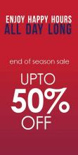 Indian Terrain End Of Season Sale - Upto 50% Off