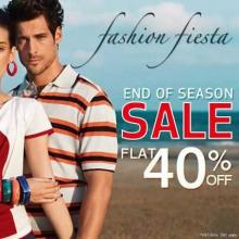 Fashion Fiesta: Avail flat 40% off on all the Apparels at Wills Lifestyle stores! Experience the premium now!