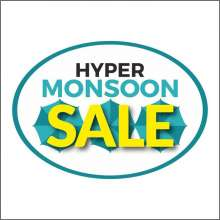 HyperCITY Monsoon Sale 2016 with Huge Discounts and Attractive Offers