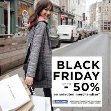 Promod Black Friday Deals - Upto 50% off  22nd - 25th November 2018