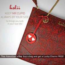 Mr. Cupid comes to Holii this Valentines