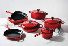 Le Creuset LCA Holiday Ultimate Cast Iron Set